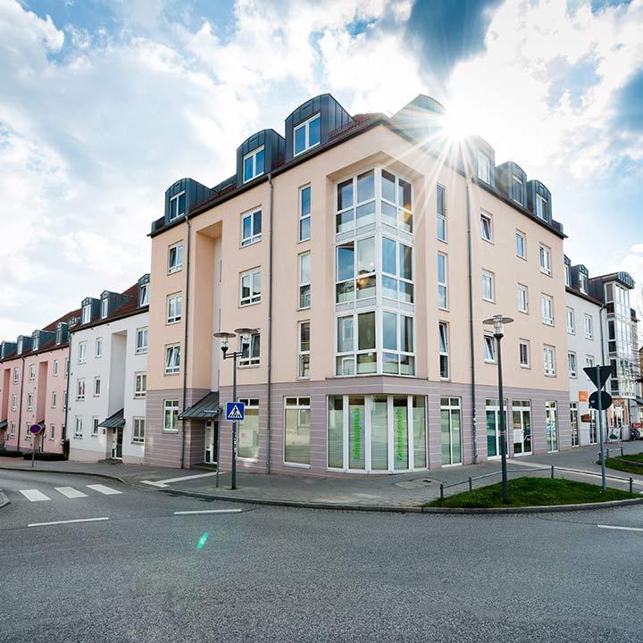 IHS Immobilienverwaltung GmbH in Saalfeld